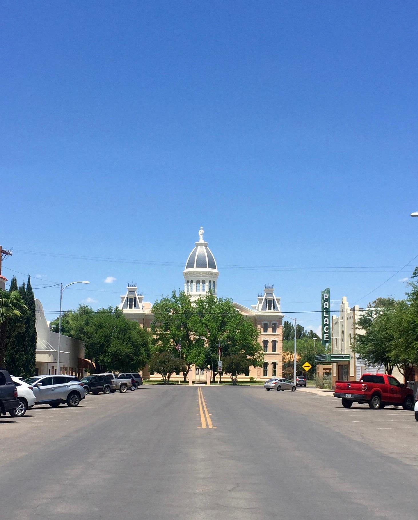 Downtown Marfa, Texas - 3 Days*