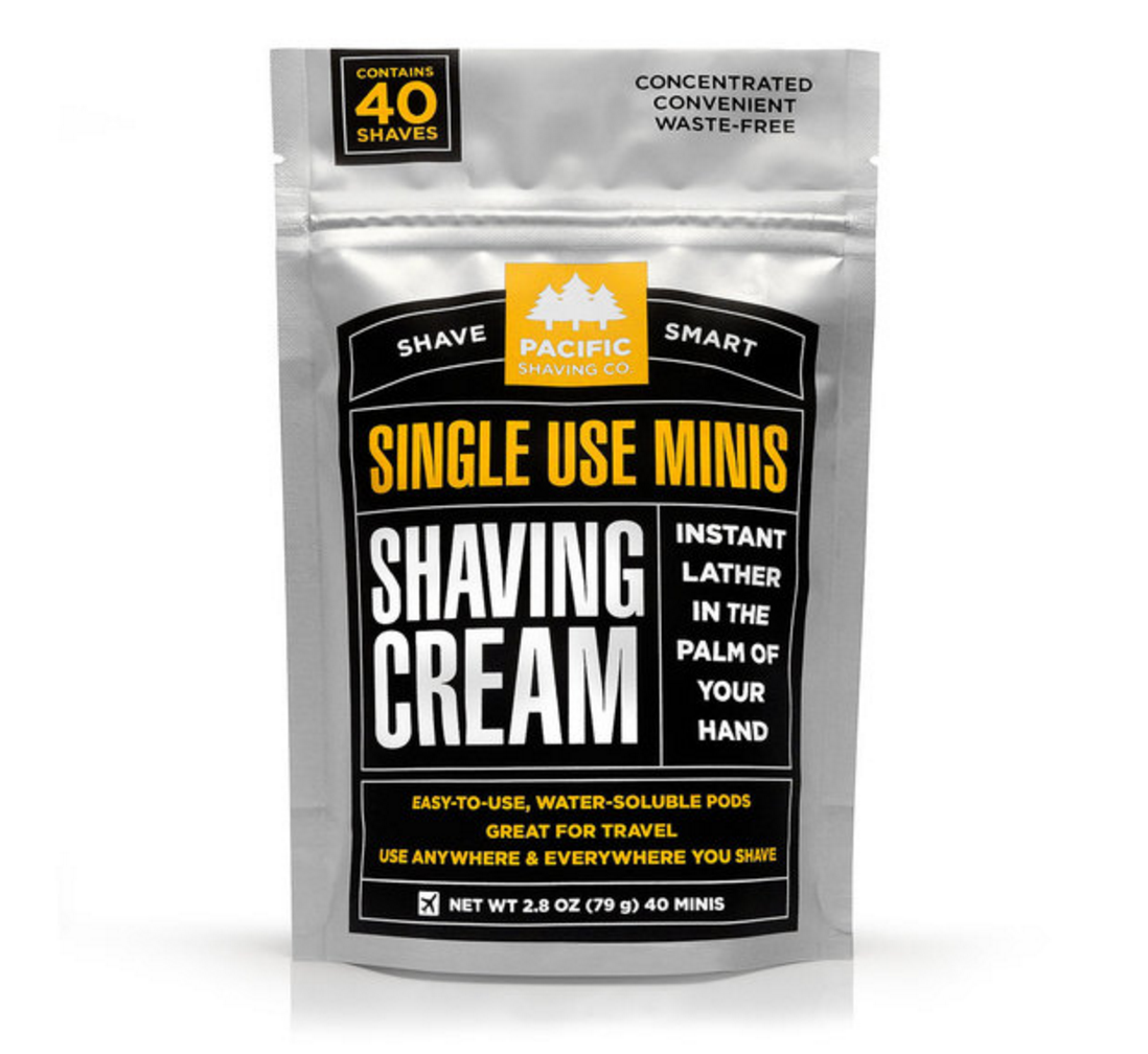 Pacific Shaving Co's single use Minis...