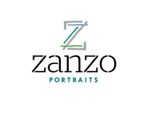 Zanzo Portraits Brand development