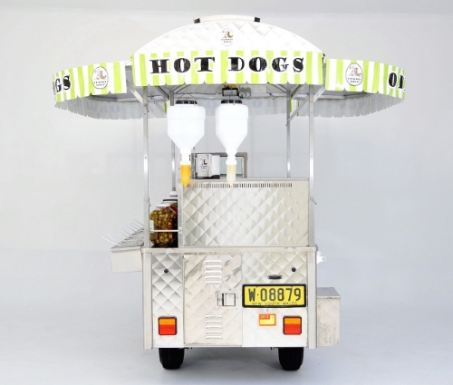 Hot Dog Cart - Yummy Dogs