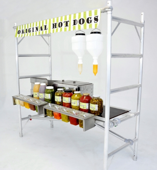 Dog Stand - Yummy Dogs