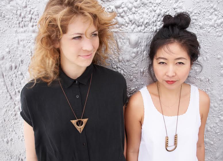 left:Astrid Chastka // right: Victoria Cho