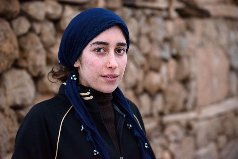 The daughter of Zeynal Dede
