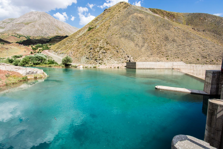 The Mercan Dam