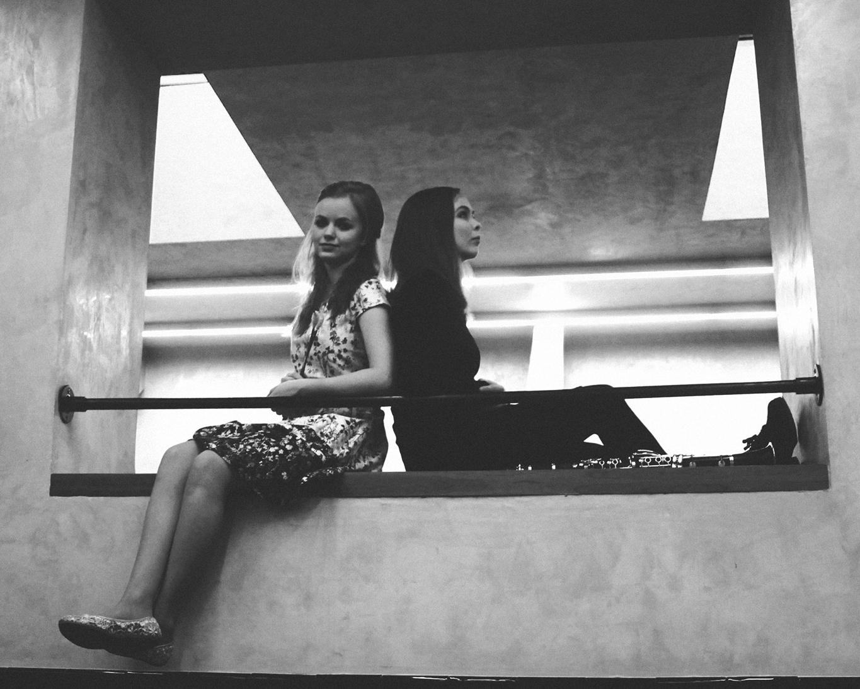 2017: XX DUO Auður Edda Erlendsdóttir, klarínetta Gabriela Jílková, cimbalom