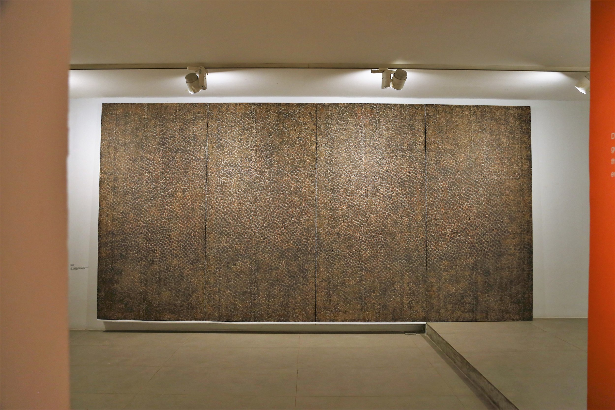 Arun K.S., Untitled, 2014
