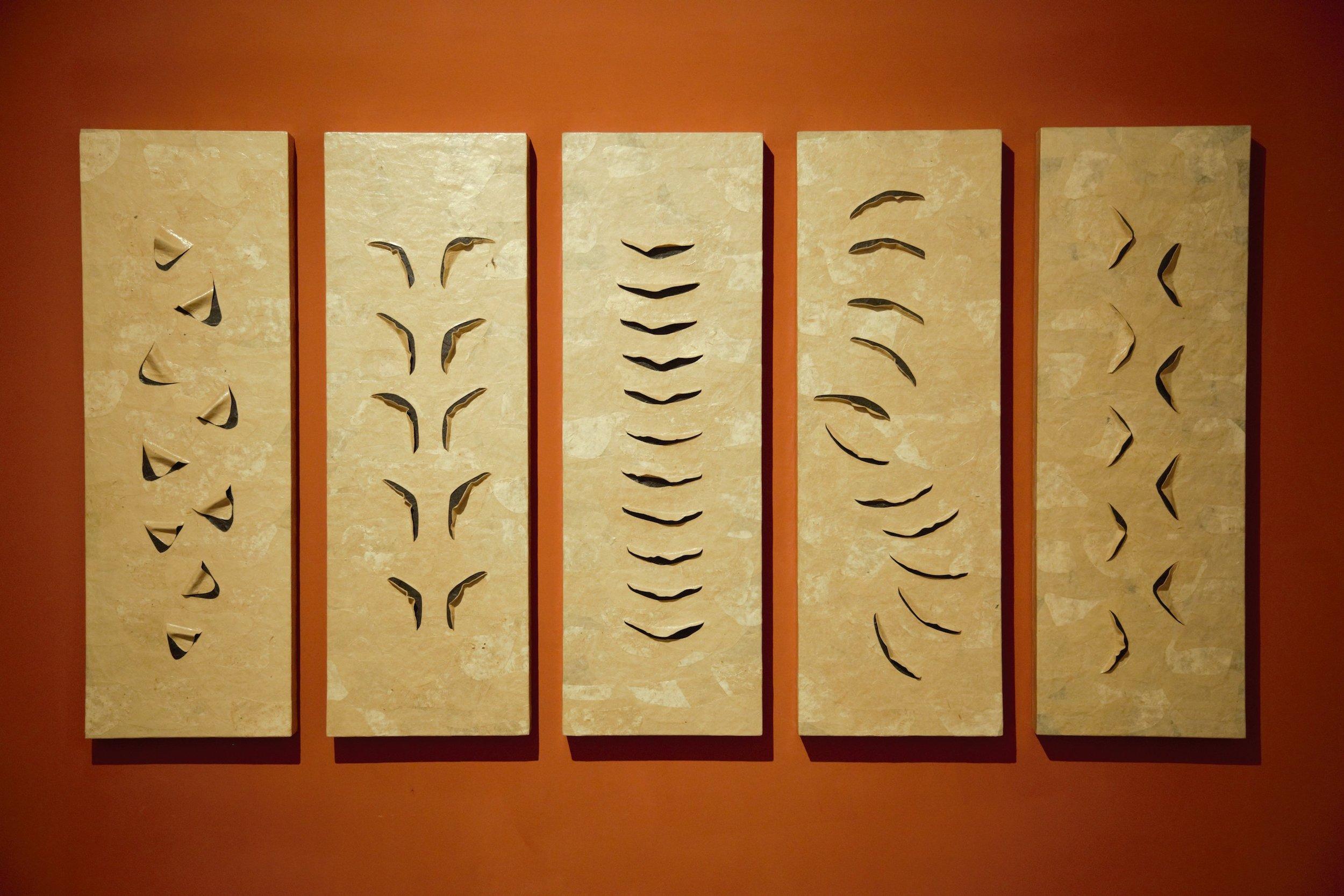 Manisha Parekh, Scars, 2011