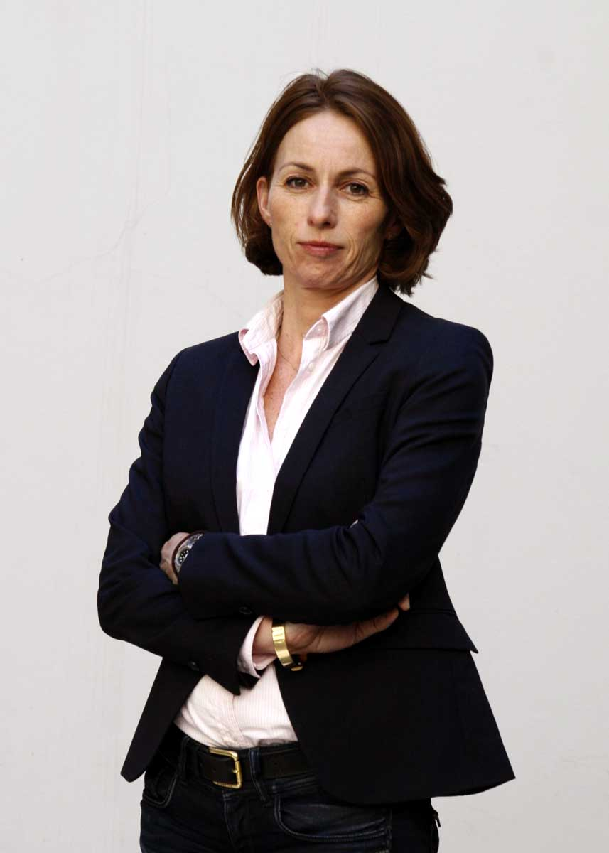 Nestleder Kristin Fagerhaug