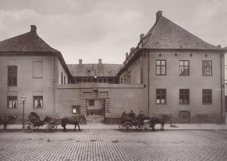 Foto: Worm-Petersen, Severin / Oslo Museum