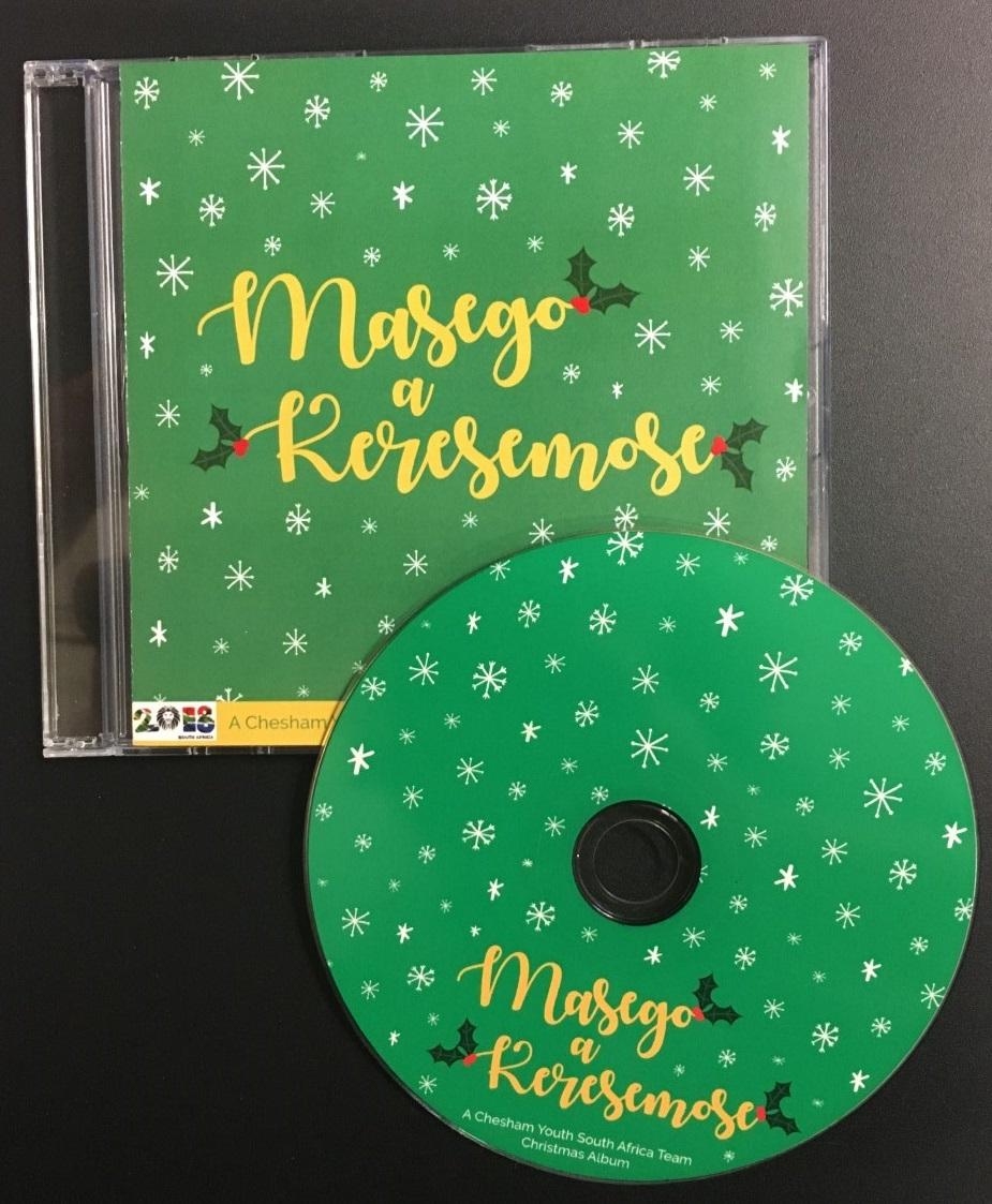 Masego a Keresemose CD cover.jpg