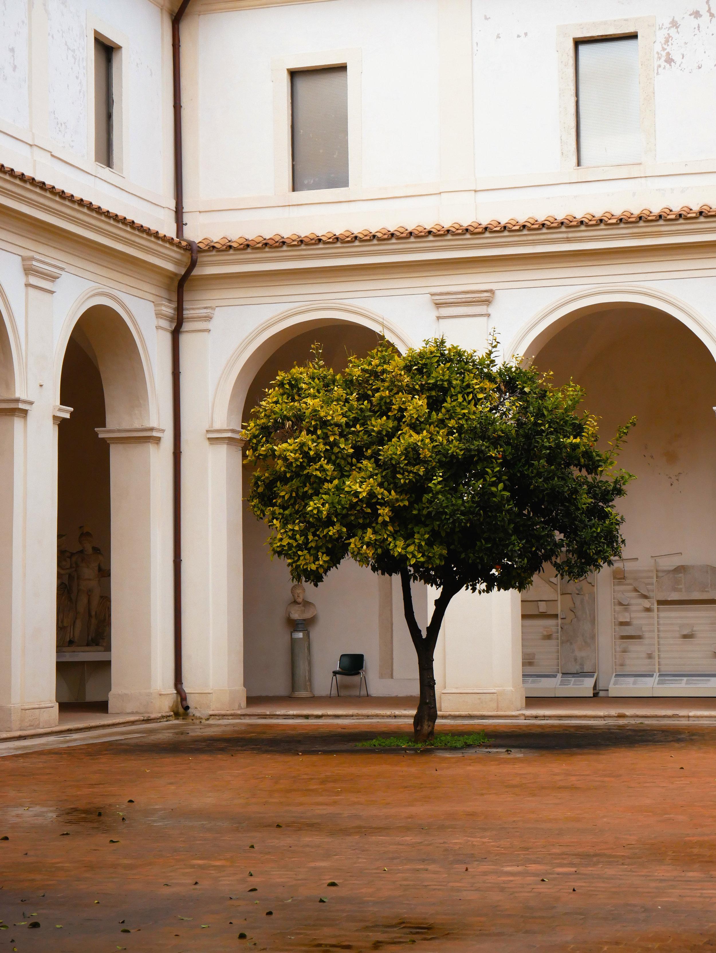 Terme Di Diocleziano, Rome