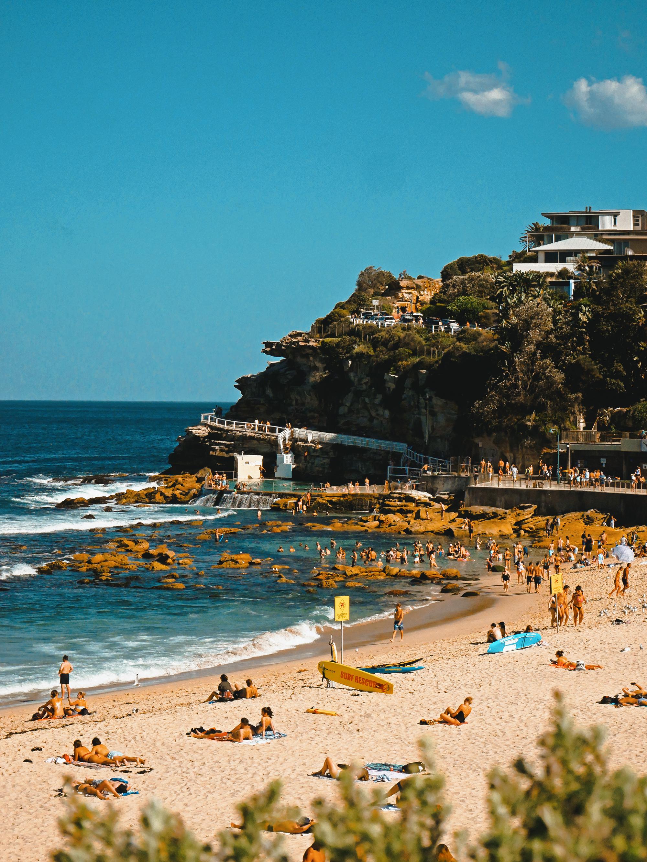 Bronte Beach in Sydney
