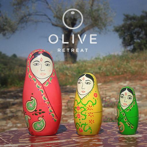 Olive Retreat Mindful Meditation Yoga Retreat