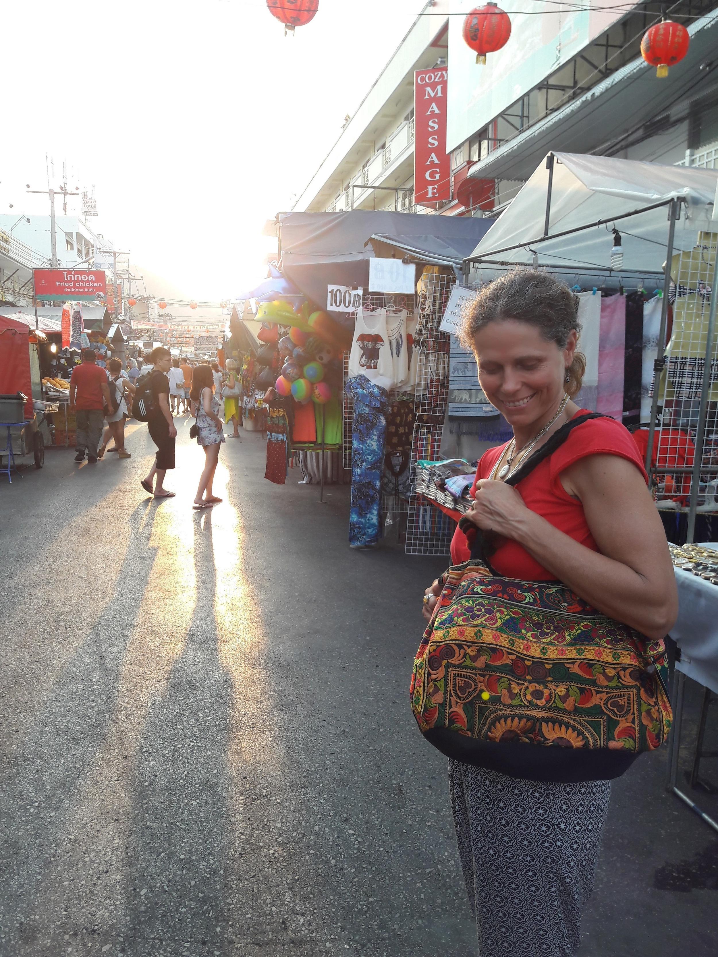 Thailand retreat meditation yoga vegan shopping detox - Olive Retreat