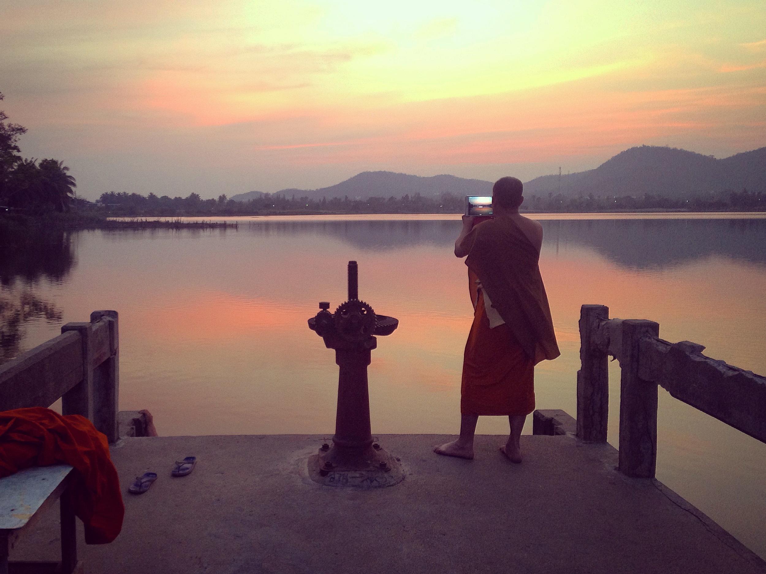 Thailand retreat meditation yoga vegan detox - Olive Retreat