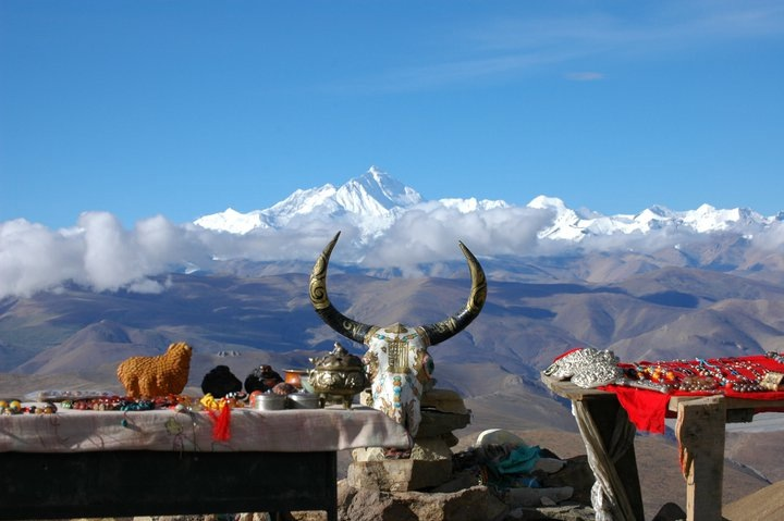 He took this picture while on his way to Everest Base Camp. Once there, High Altitude Pulmonary Edema (HAPE) would intervene in his ultimate plans.