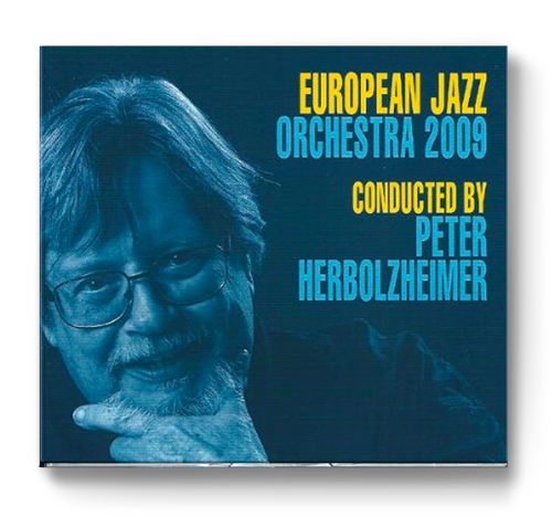 EUROPEAN JAZZ ORCHESTRA  I  2009 BUY:  ITUNES   I   AMAZON