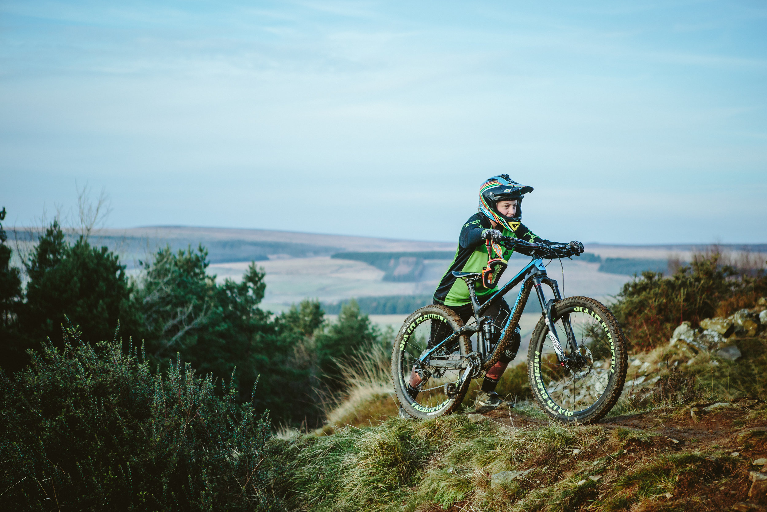 """""""Gave the wheels a really good blast and - WOW - amazing. Ride quality is brilliant and so accurate"""" Steve, Warwickshire"""