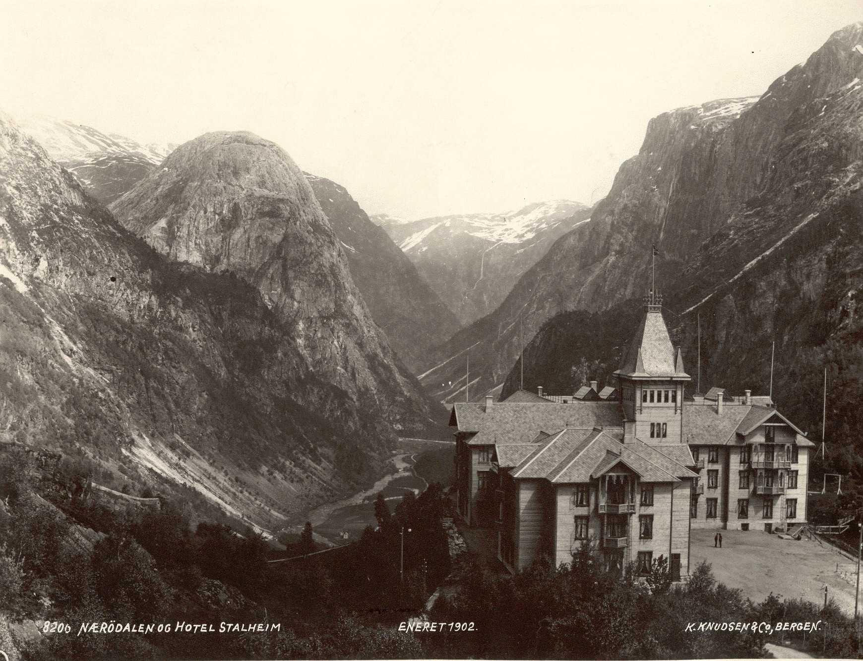 Stalheim Hotel 1902