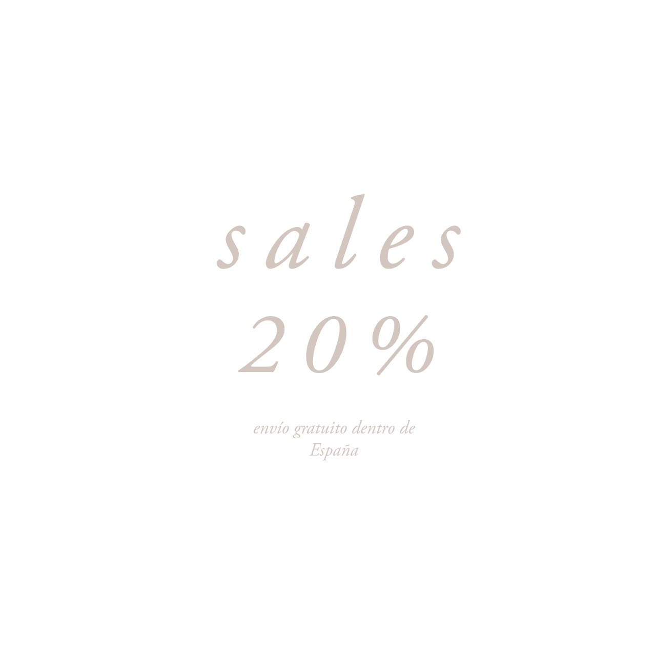 -20% off in all the collections in our online shop!! Use the code: sales_16   http://www.mariaramirez.net/shop/