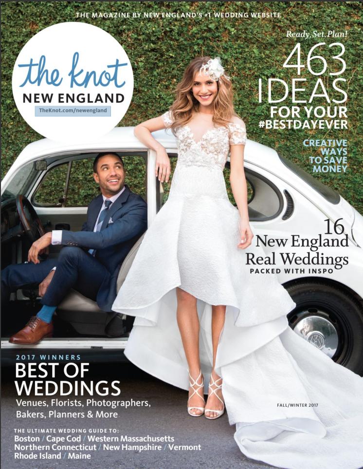 The Knot New England Wedding Magazine