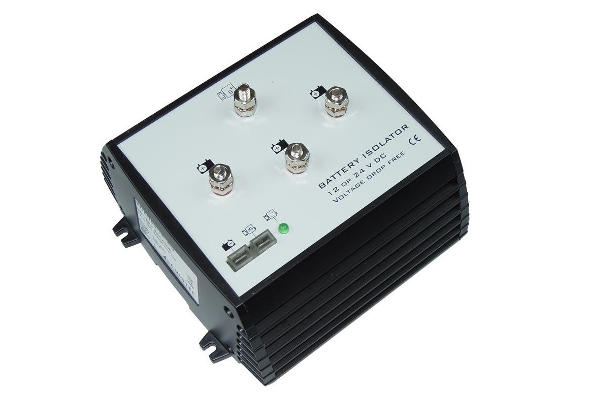 Cristec MOSFET Charge Splitter