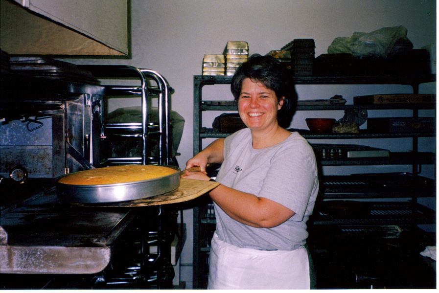 -Judy Carson, Chef/Owner
