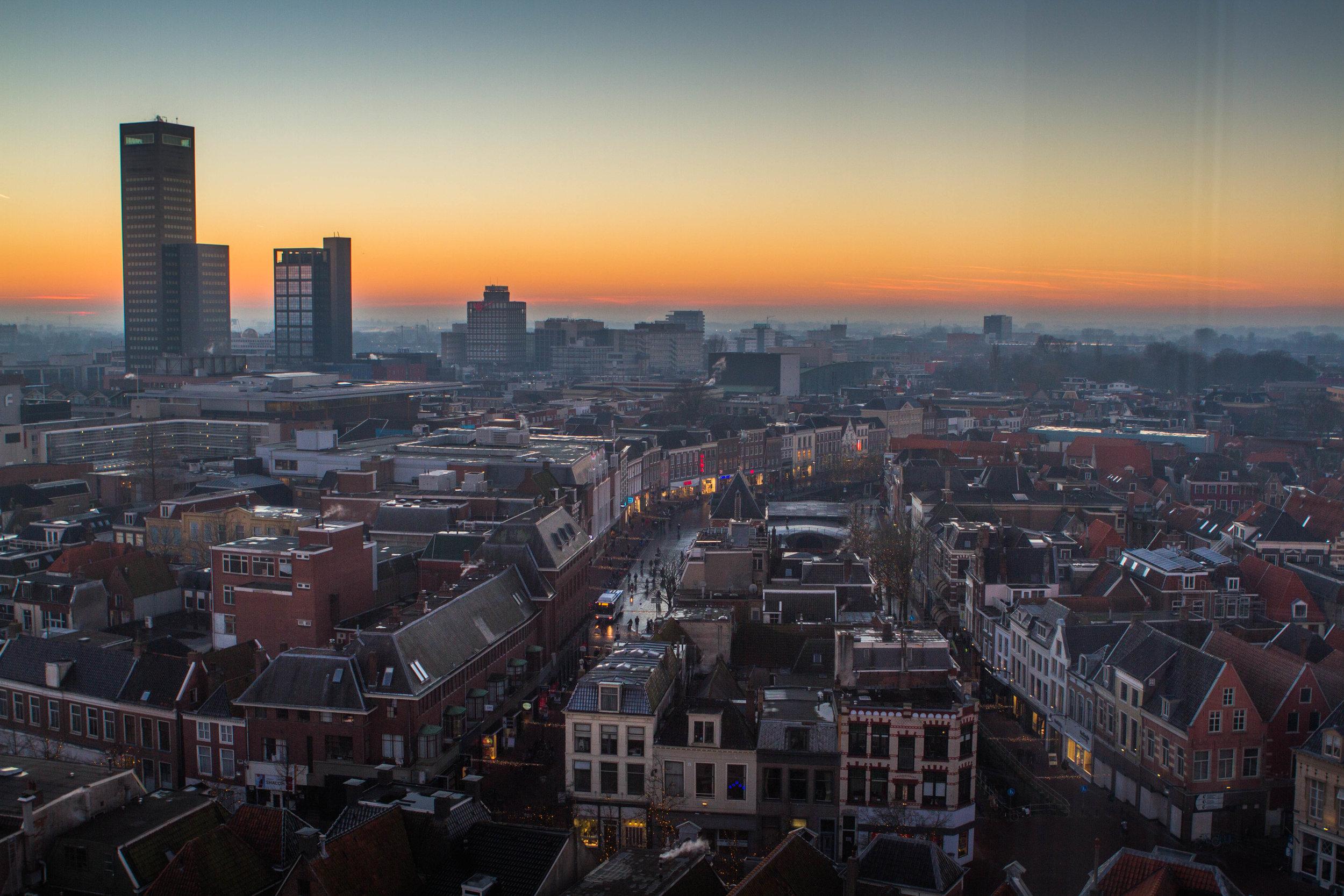 Leeuwarden, The Netherlands. Photo: Michiel Kloppenburg