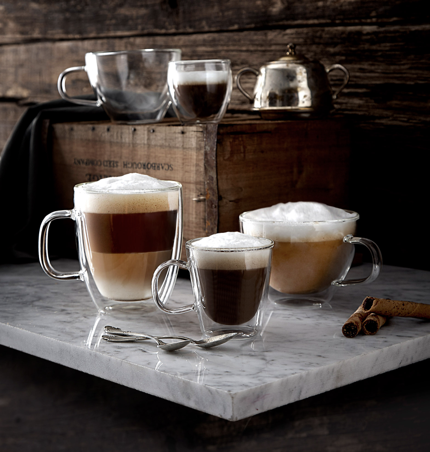 FALABELLA COFFEE MAKERS - ART DIRECTION, STYLING AND PRODUCTION @SILVINA BIDABEHERE