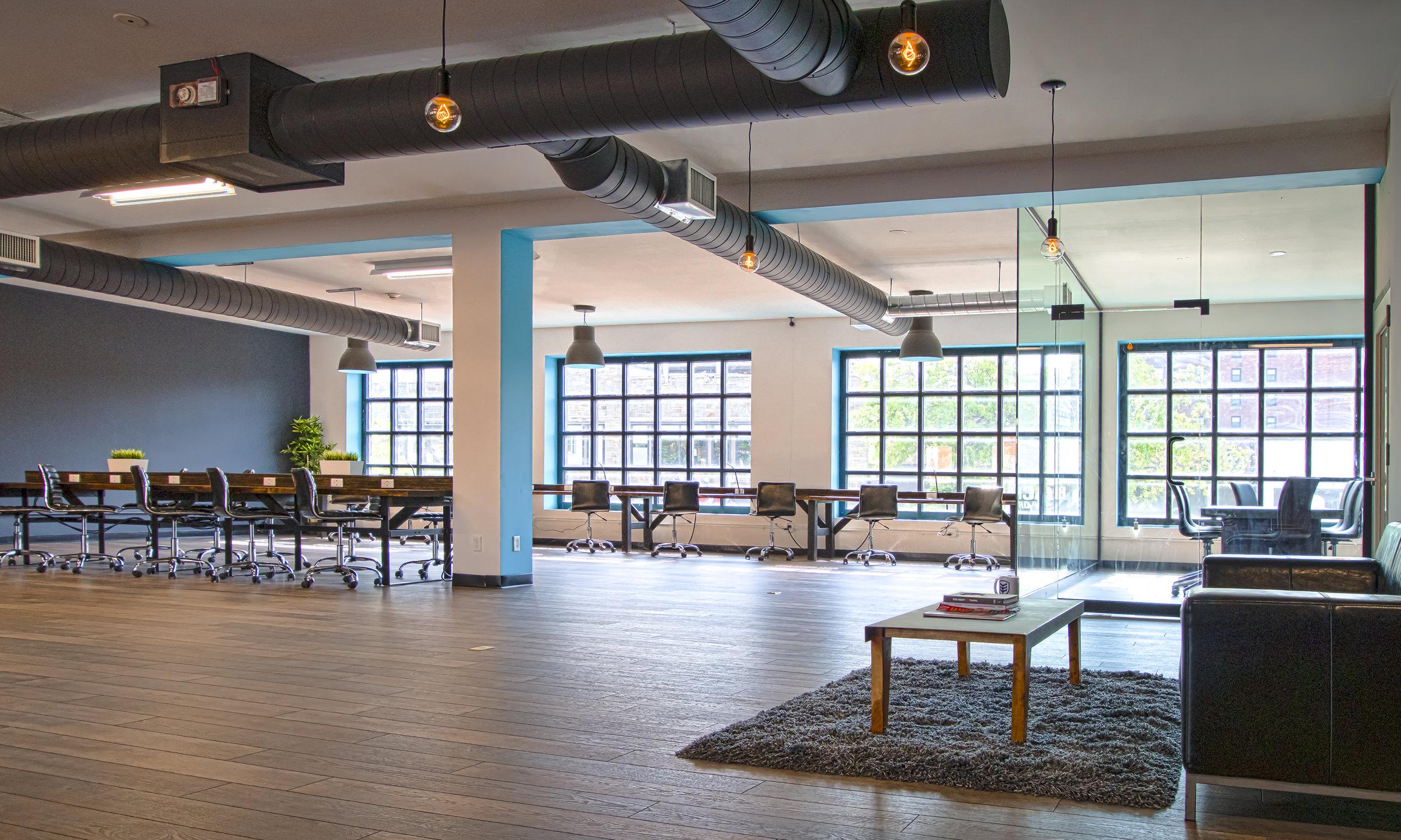 KOI Creative Space Office