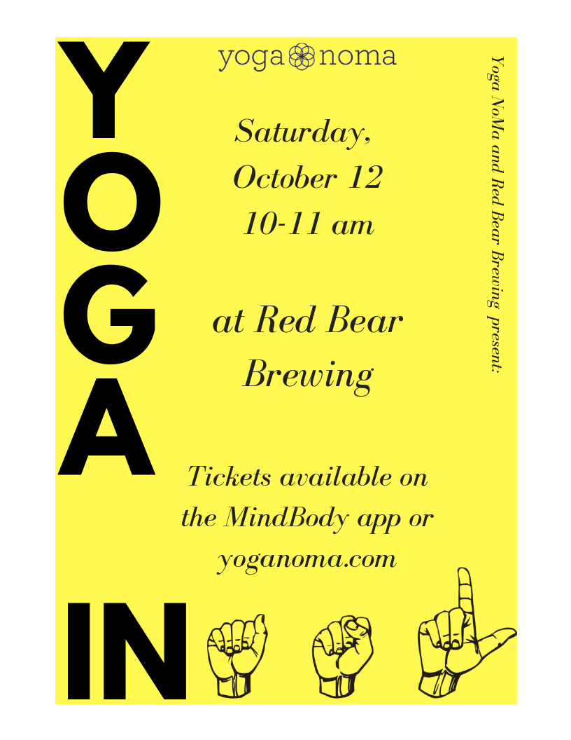 Yoga in ASL at Red Bear Brewing - Flyer.png