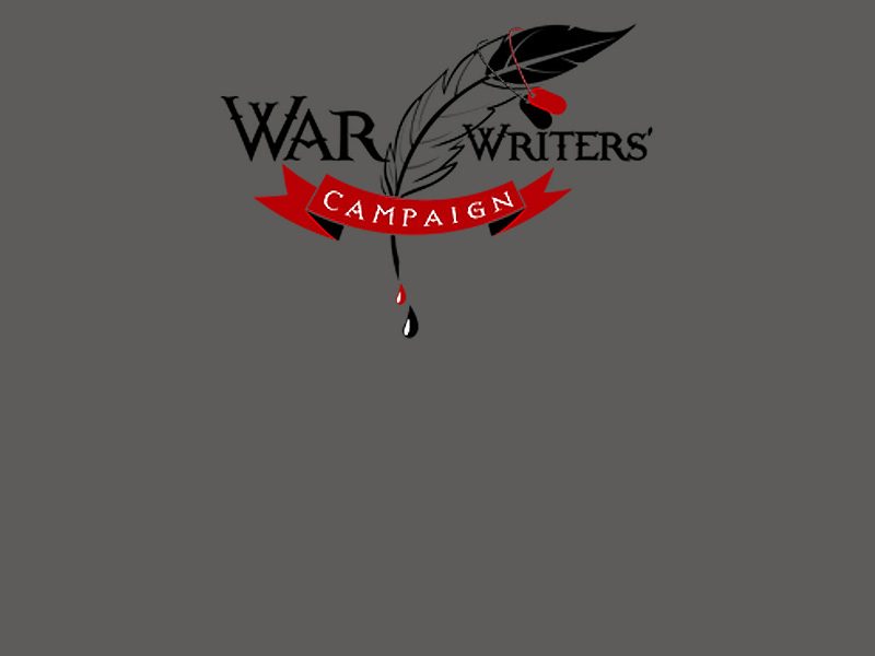 The War Writers' Campaign
