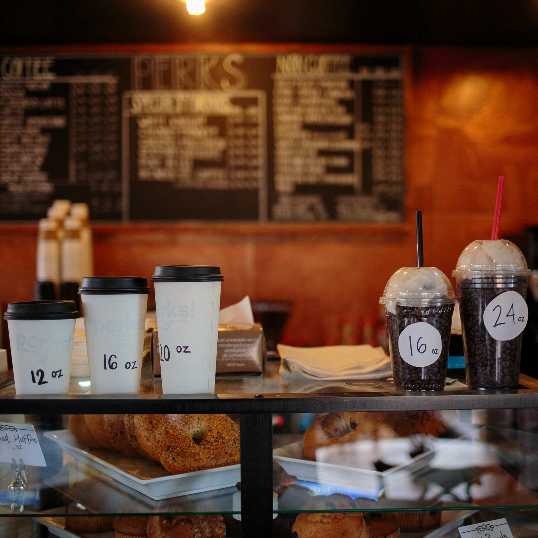 Local Utah Coffee shop St. George