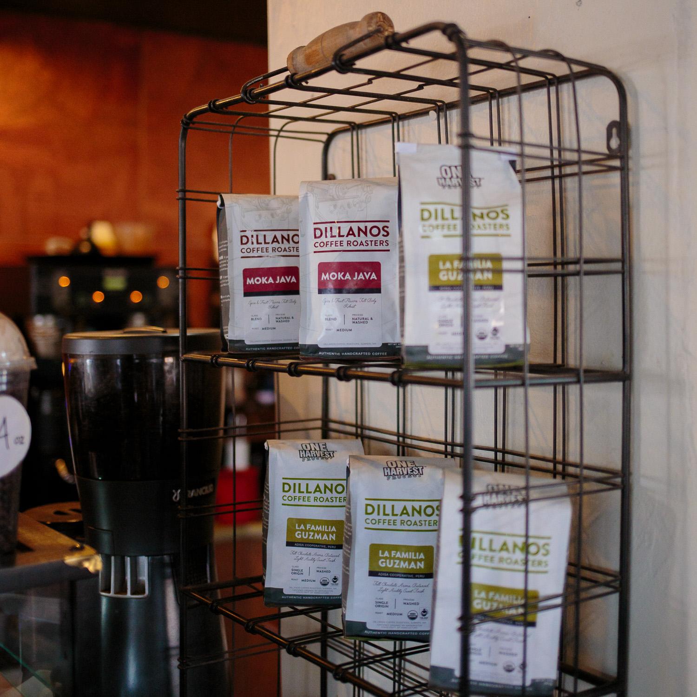 Serving Dillanos Coffee Roasters