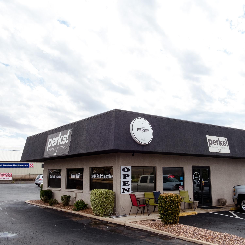 Sunset Boulevard Coffee Shop Saint George Utah
