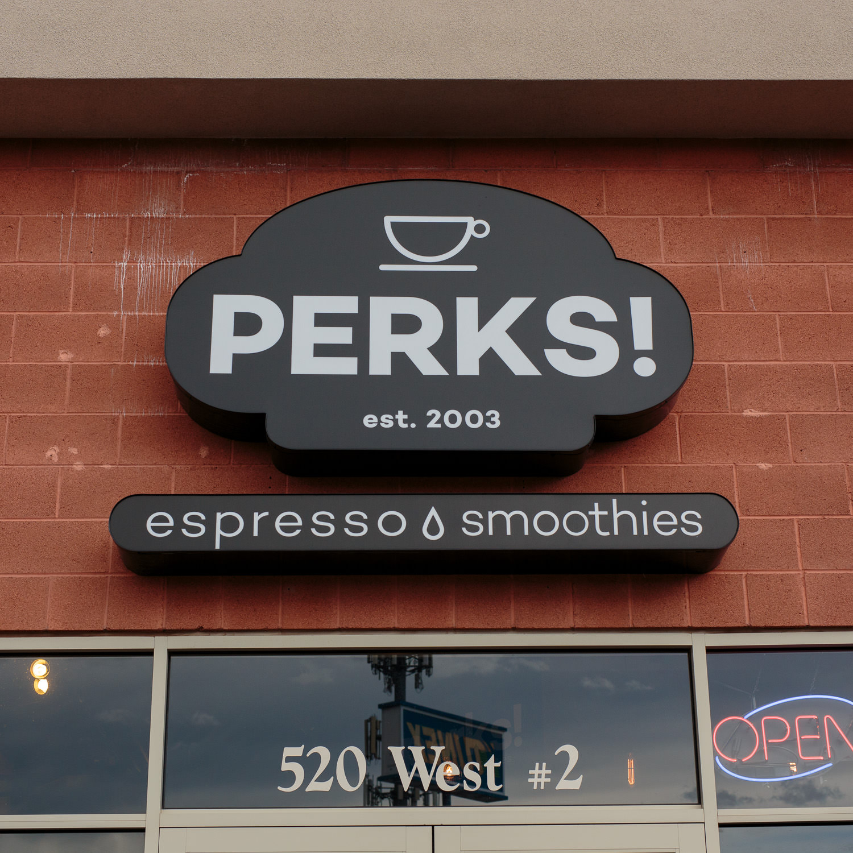 Perks Espresso and Smoothies Washington Utah Location