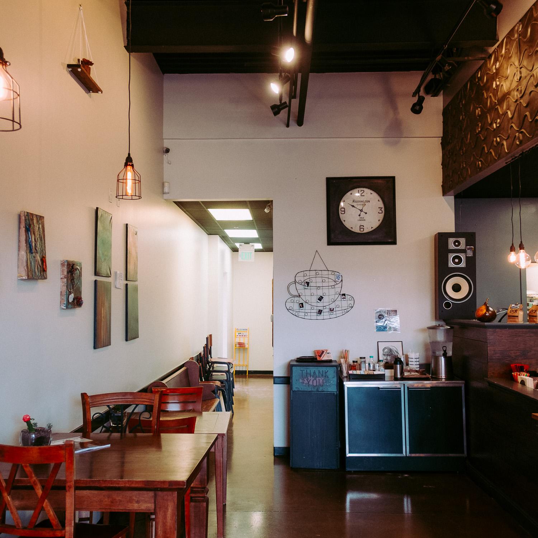 Washington Perks Location Cafe