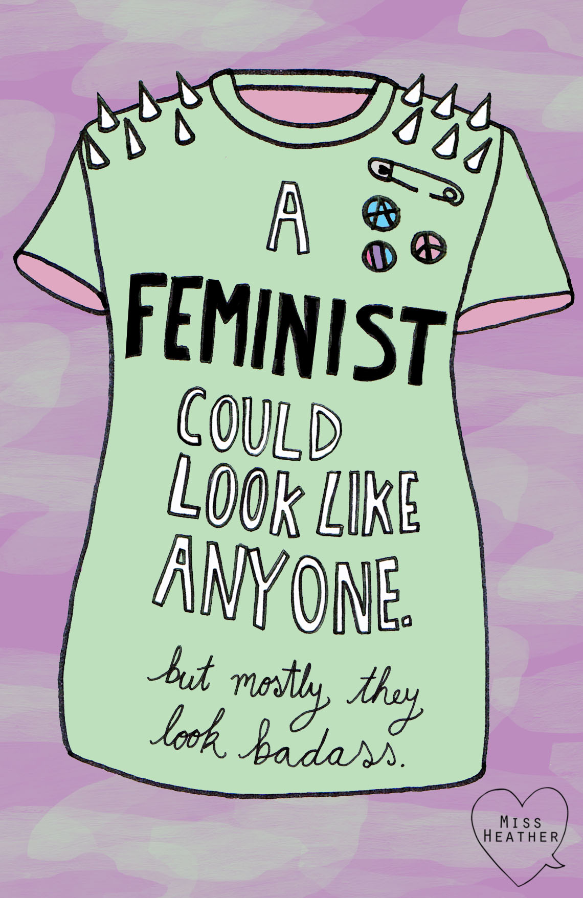 The Feminist Tee Project