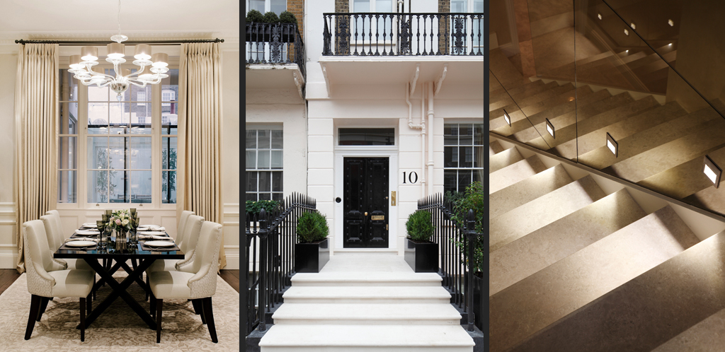 Alexia Osborne Design Luxury Interior Design London