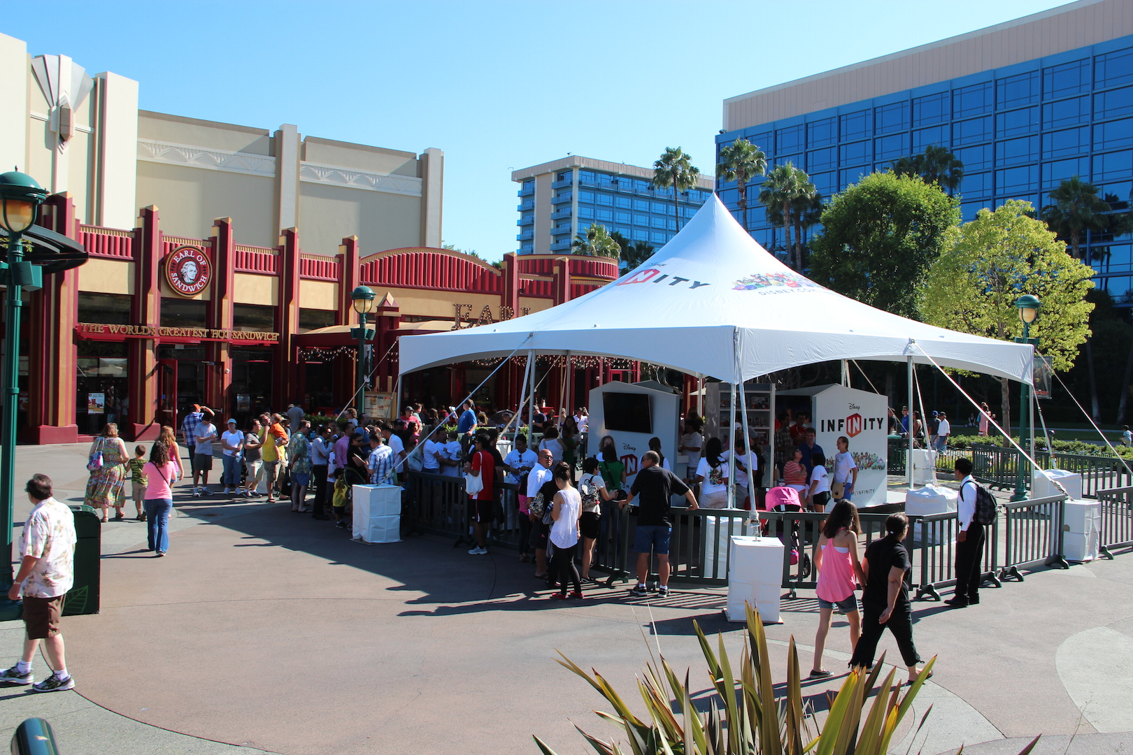 Disney Infinity Product Launch Tour