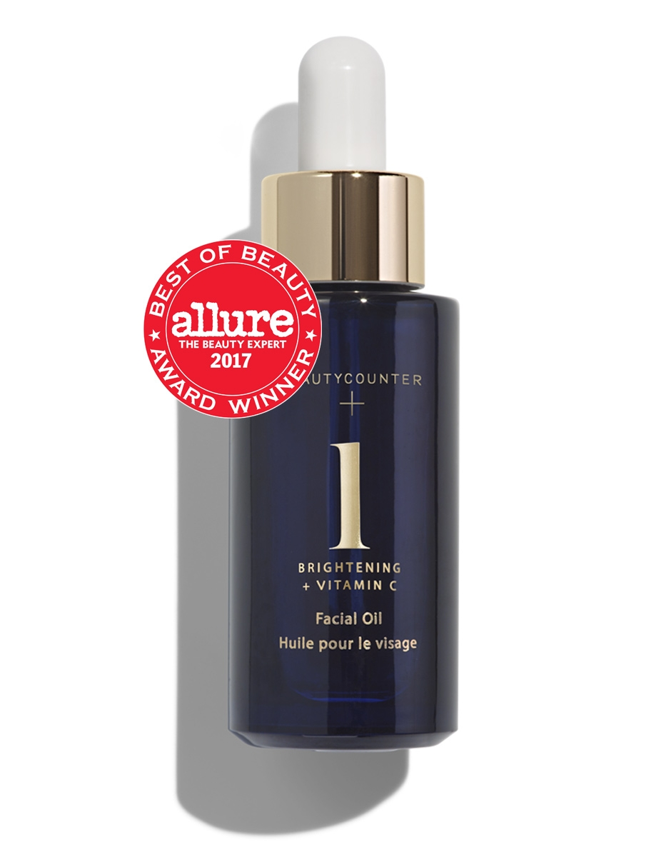 Face oil - Better than moisturizer. I promise! If you have oily skin, you need this. If you have dry skin, you need this. Seriously, putting oil on your skin tells it,