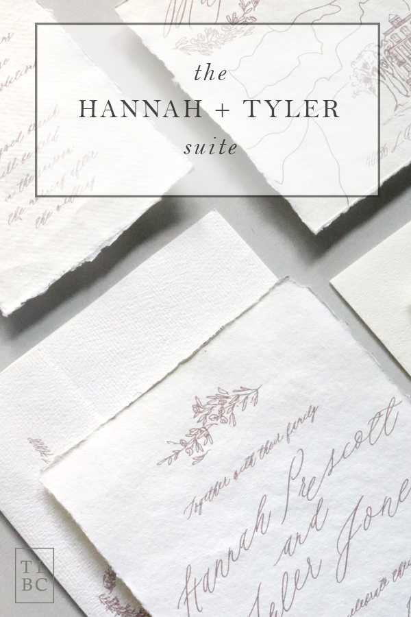 The Hannah and Tyler Suite | the little blue chair by Hope Johnson