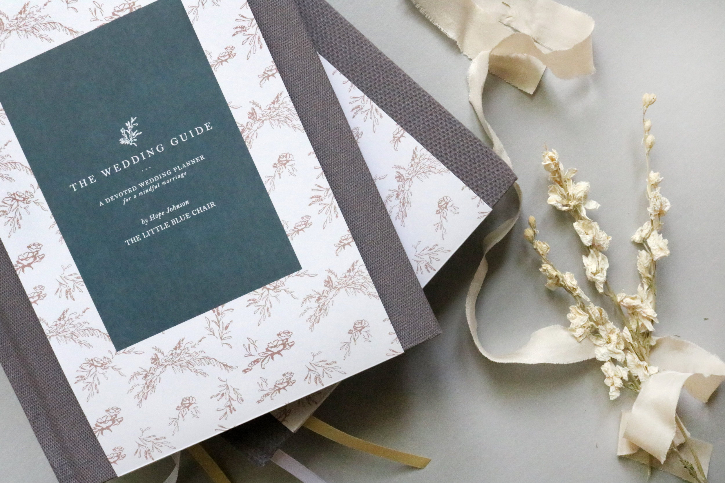Devotionally styled wedding planner by TLBC | SHOP NOW at Silk and Willow