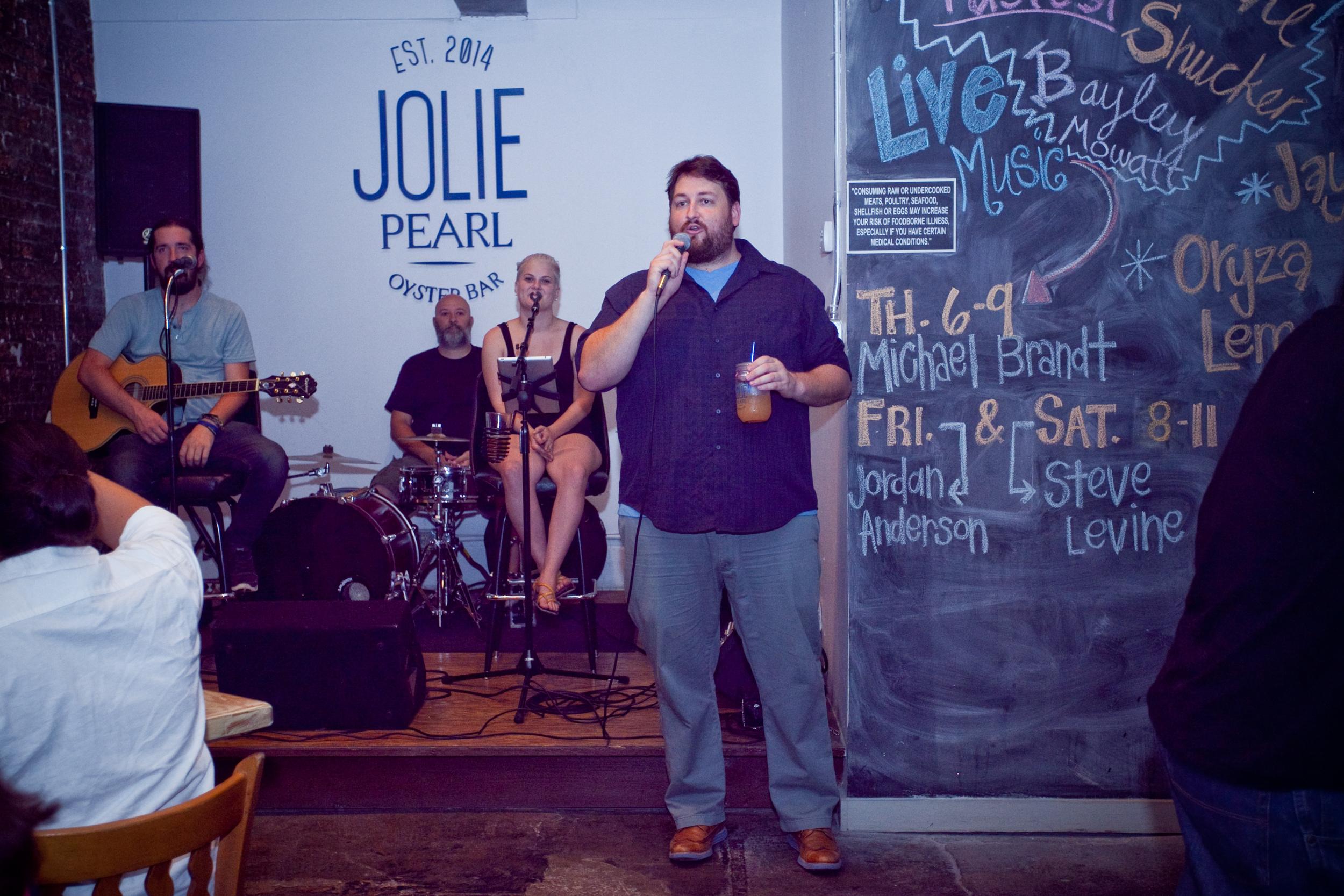 Jay Ducote Jolie Pearl