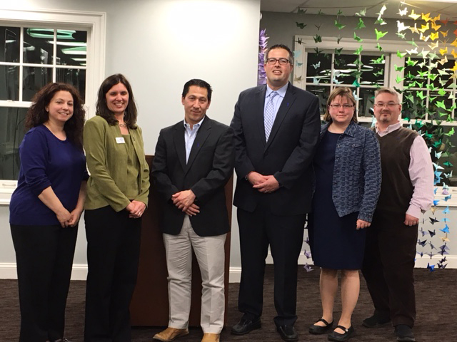 Julianne Artman , MHA, RN, OCN, Danbury Hospital,  Laura Donnely , MSW, LCSW, Ann's Place,  Dr. Vincent Rella , Medical Oncologist, Danbury Hospital,  Dr. Daniel O'Brien , Gastroenterologist, Danbury Hospital,  Shannon Morrill-Cornelius , CGC, Genetics Counselor, Danbury Hospital,  Michael Deluca , Cancer Survivor.