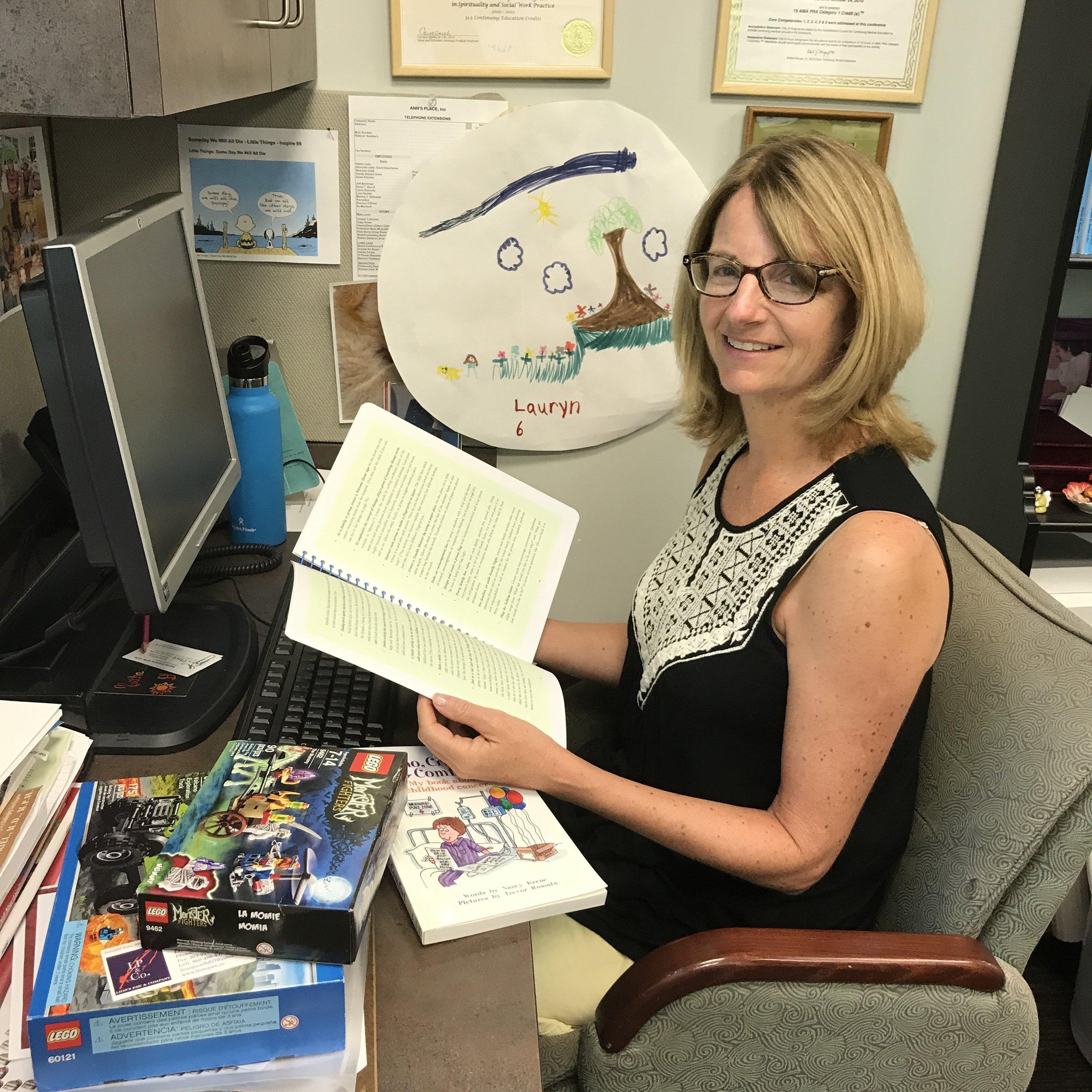 Martha, Children's Programs office