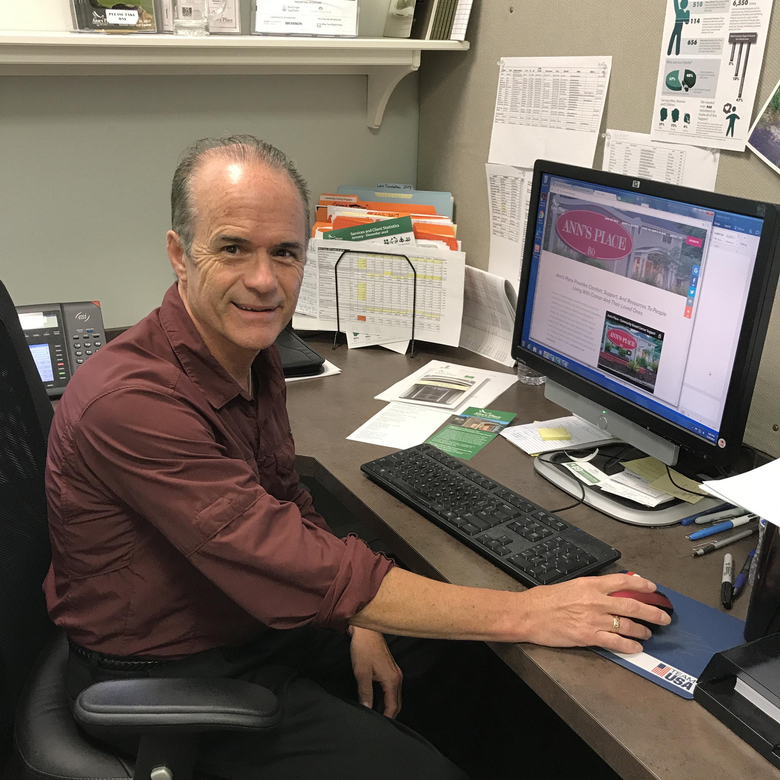 Matt, Development office