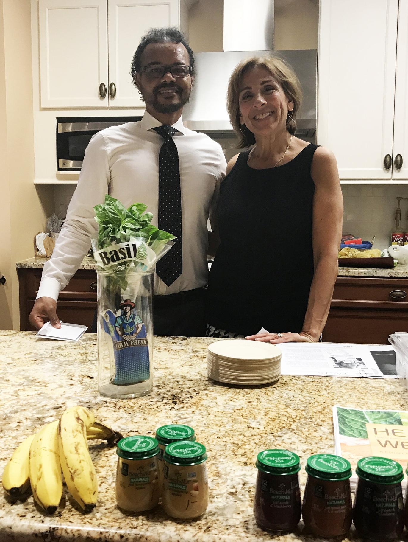 Tim and Kim Teach Nutrition