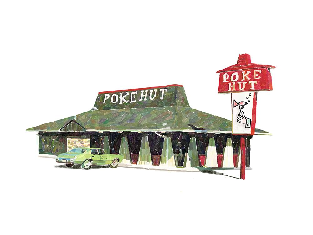 Poke Hut