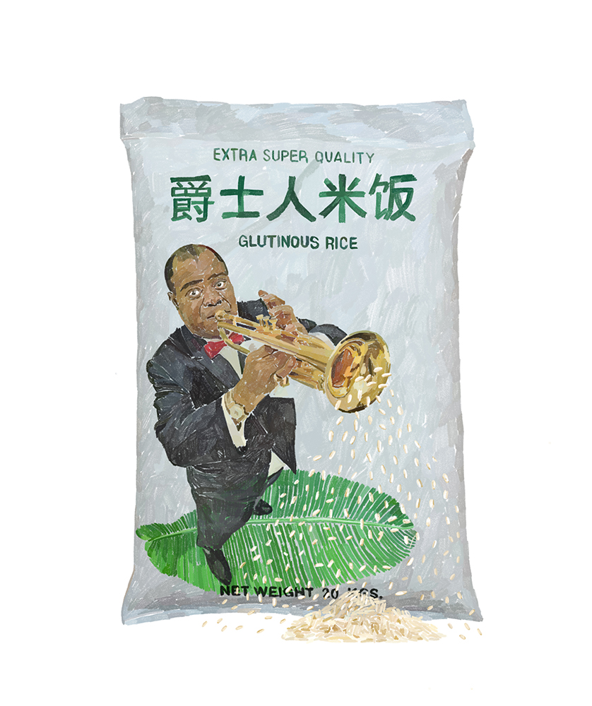 Jazz Man Rice